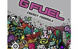GFUEL Entire Lineup