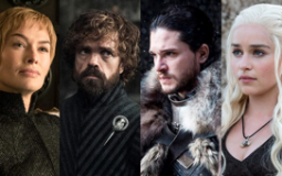 Game of Thrones Season 8 Characters