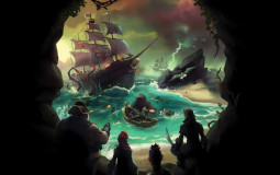 Who's the best at Sea of Thieves?