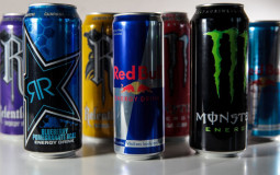 Energy drinks and flavors