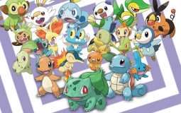 Starter Pokemon Evolutions