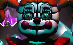 Circus Baby Tickle List