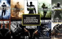 Call Of Duty Games 2019