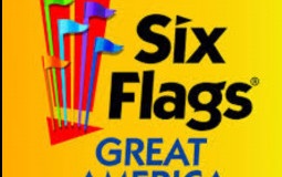 Six Flags Great America Rollercoasters