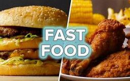 Fast Food ( My First Tier List )