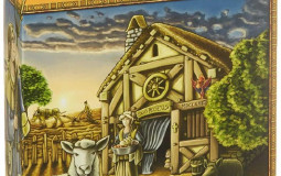 Agricola Revised Base set occupations Solitaire
