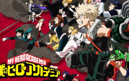 My Hero Academia Characters PART 1
