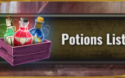 Wizards Unite Potions