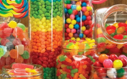 french candies