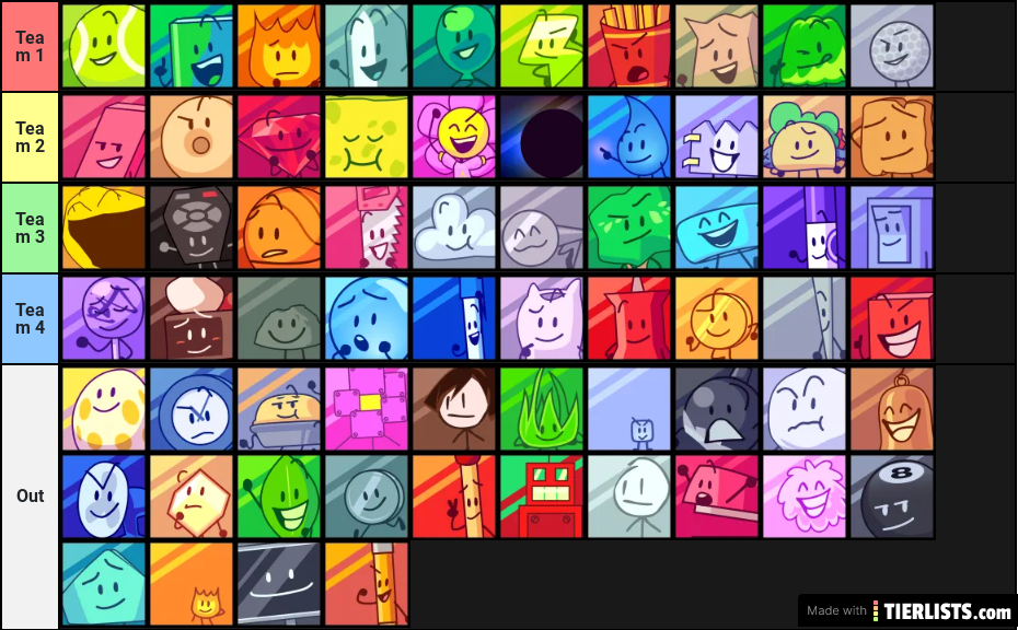 BFB Viewer Voting 26 (fixed
