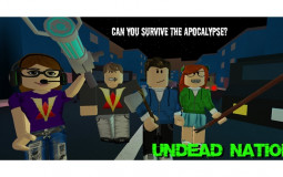 Undead Nation Zombies