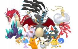 Shines remade by me. (Pokemon)