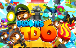 Bloons TD 6 Towers
