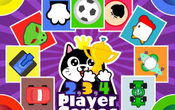 2,3,4 player games
